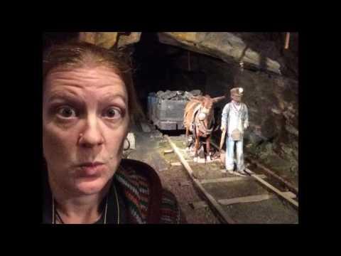 Kooky Coal Mine Tour! Scranton, PA