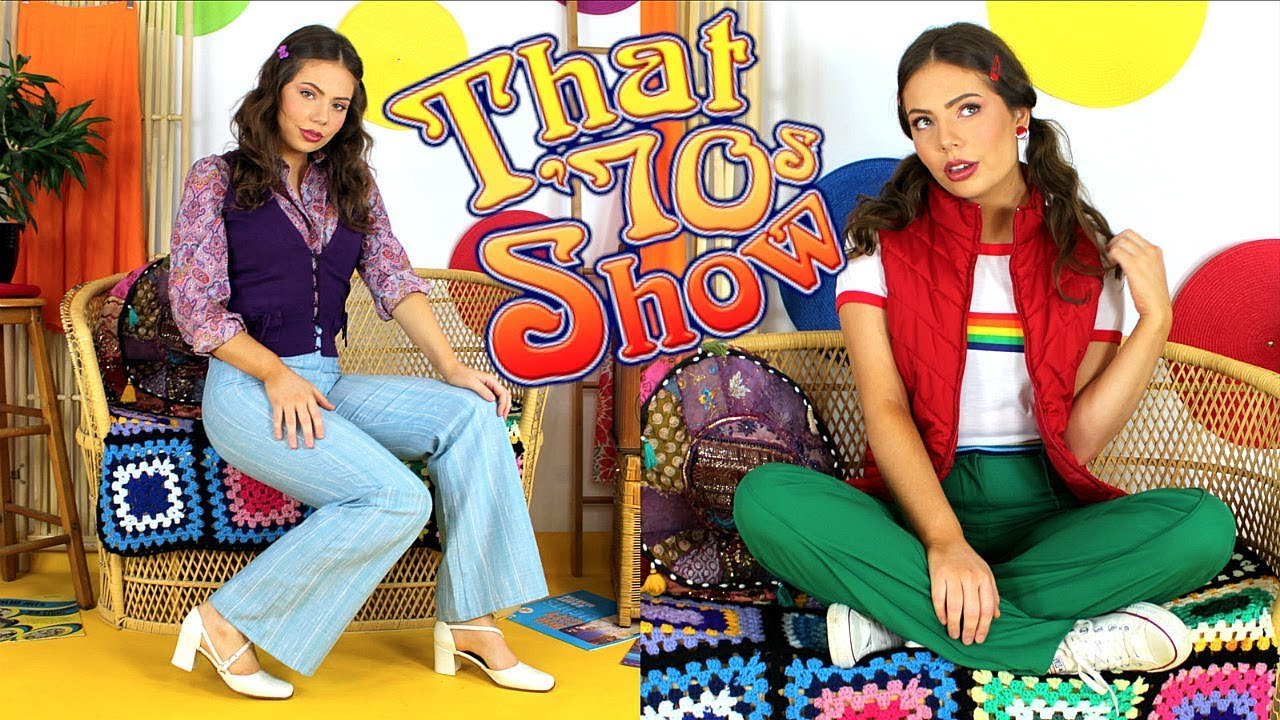 [VIDEO] - That 70's Show Inspired Outfits 8