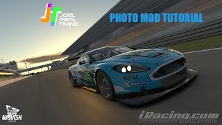 Discover JRT PHOTO MOD IRACING