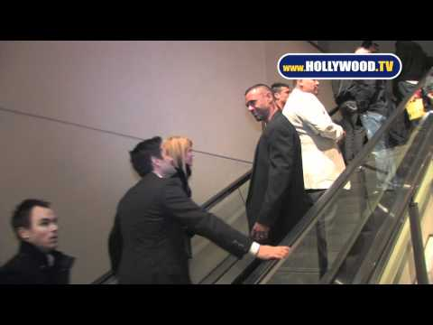Paparazzo Thanks Michael Landes for 'Special Tip' at Chinese Theatre