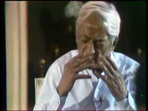 J. Krishnamurti - Brockwood Park 1976 - Discussion 5 - Your image of yourself prevents relationship