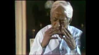 J. Krishnamurti - Brockwood Park 1976 - The Transformation of Man - 5 - Your image of yourself...