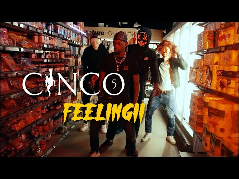 Youtube: CINCO – Feelingii (Clip officiel)