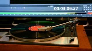Miles Davis Blue in Green vinyl