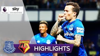 Bernard erkämpft Heimsieg | FC Everton - FC Watford 1:0 | Highlights - Premier League 2019/20
