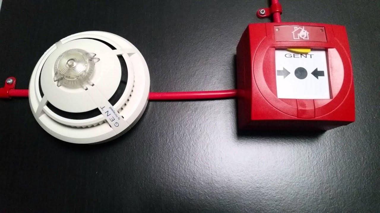 Gent Vigilon Compact S Quad S4 7 St Vo Signal 2 Fire