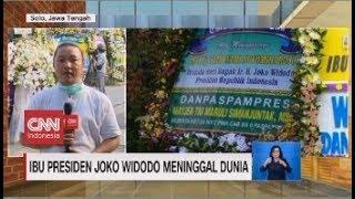 Gambar cover Pengamanan di Pemakaman Ibunda Jokowi Diperketat, Hanya Keluarga Inti yang Hadir