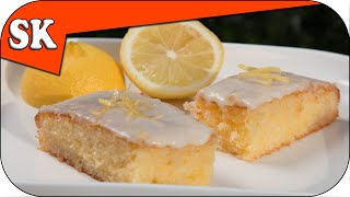 Lemon Drizzle Cake - Easy Pound Cake Version