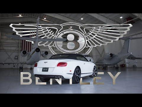 The Luxury Treatment: Bentley GTC