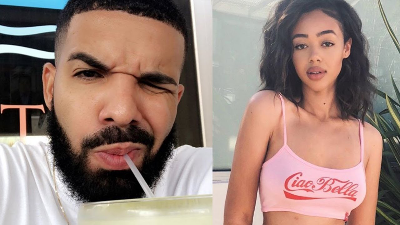 Drake's 'new girlfriend' Bella Harris denies claims they're dating
