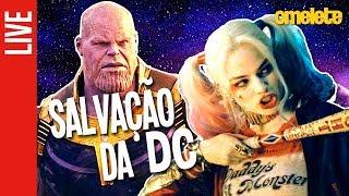 Quarteto na Marvel e a salvação da DC | OmeleTV AO VIVO thumbnail
