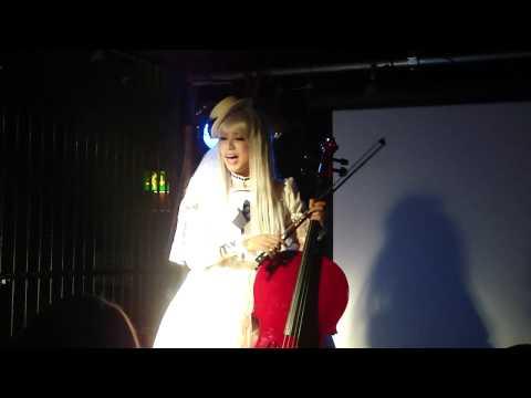 kanon x kanon live at 02 academy 2011 Kajitsu no Keikoku