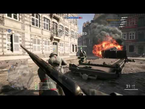 "xCaLLaWaYx OPERATION ATTACK AMIENS ""Last Wave..."" - Battlefield 1 - Road To Max Fun #4"