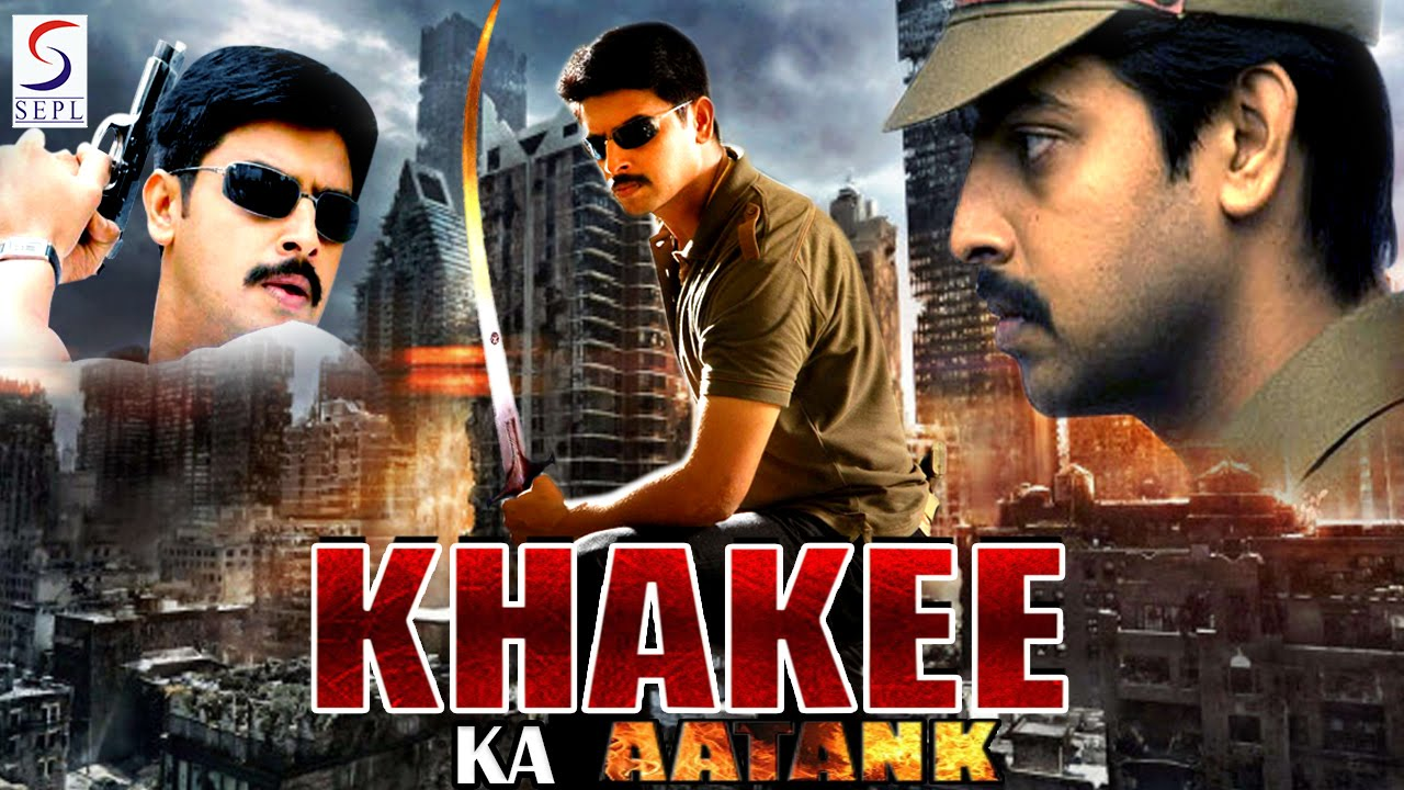 Download Khakee Ka Aatank  - Dubbed Hindi Movies 2016 Full Movie HD l Srikant, Sonia Agarwal