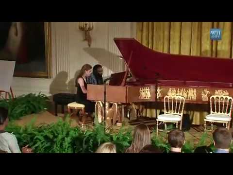 Classical Music At The White House With Michelle Obama