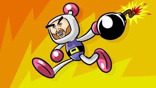 BOMBER MAN (Garry