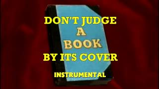 don t judge a book by its cover instrumental recreation