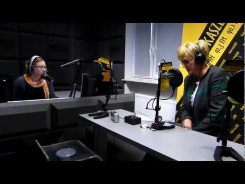 Wywiad Burmistrz Grażyny Cern dla Radia Kaszebe