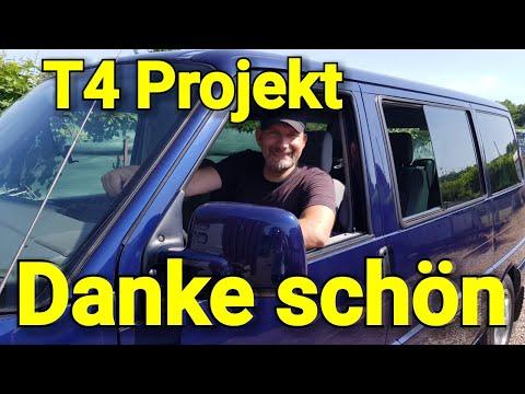 T4 Projekt Dankeschön