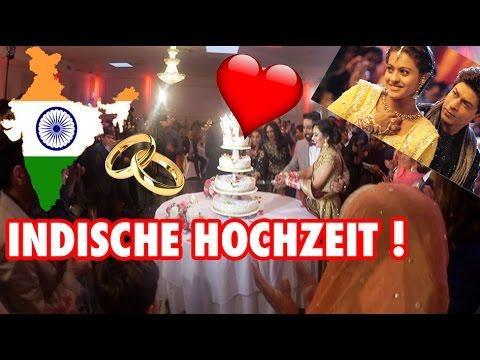 Indische Bollywood Hochzeit