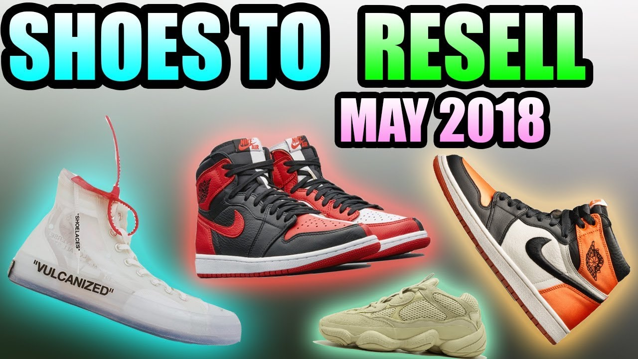 0a8aea100fc7d9 Most HYPED SNEAKER RELEASES In May 2018 !