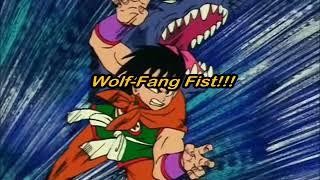"Dragon Ball- ""Wolf Hurricane"" Lyrics (ENGLISH ADAPTATION)"