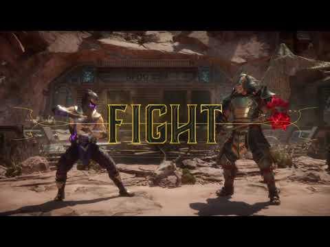 Mortal Kombat 11 Fighting A Internet Warrior