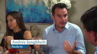 ANDRÉS JUNGBLUTH - RESIDENTE DE CIUDAD CELESTE - 15 AÑOS CONSTRUYENDO SUEÑOS