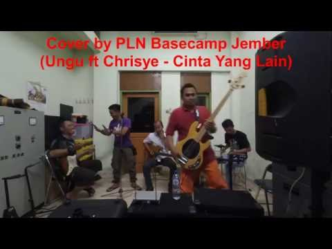 Cover By PLN Basecamp Jember (Ungu Ft Chrisye - Cinta Yang Lain)