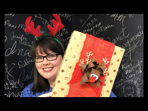Download Youtube: Rudolf Gift Bow Easy and Fun!
