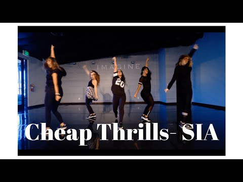 Cheap Thrills by Sia (Twiig and Tule Remix) | @DanaAlexaNY Choreography