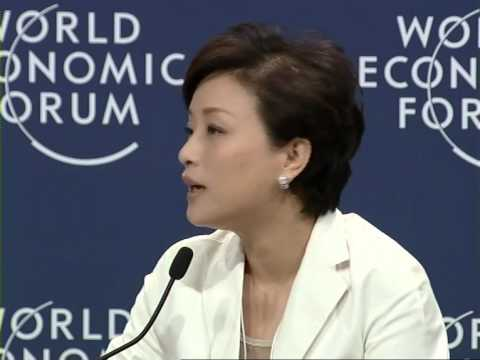 Tianjin 2012 - Women as China's Way Forward