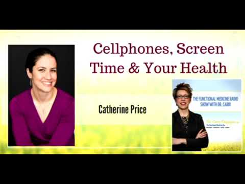 Cellphones, Screen Time & Your Health with Catherine Price Mp3