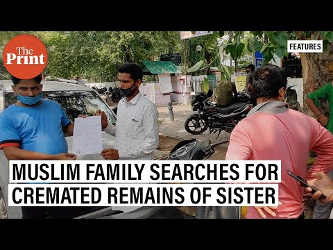 Hindu-Muslim Covid body mix-up, a search across Delhi & no consolation for bereaved Muslim family
