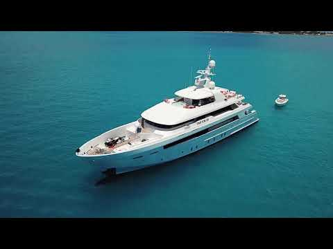 TIME FOR US Yacht 45.16m by Northern Marine Co, ext.int.Jonathan Quinn Barnett 2011 / 2016