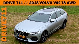 2018 VOLVO V90 T8 // Did you say you needed a big car?