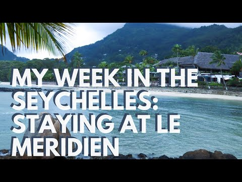 Seychelles in the Rainy Season
