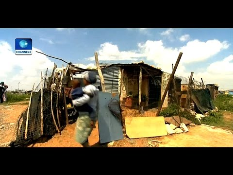 South African Gauteng Residents Face Water Pollution Over Mining