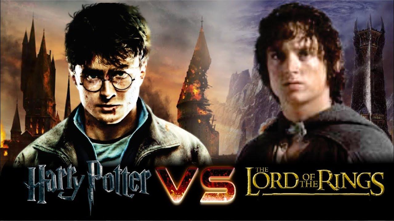 Harry Potter VS O Senh...