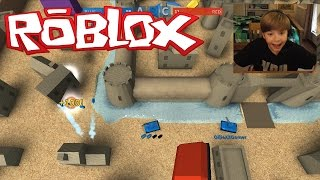 Roblox: Tiny Tanks | KID GAMING
