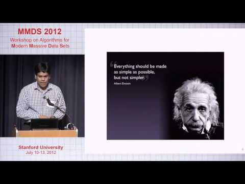 Algorithms and Tools for Scalable Graph Analytics, Kamesh Madduri, Pennsylvania State University