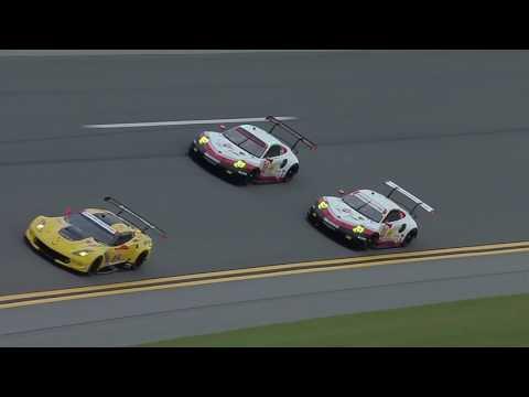 2017 Rolex 24 At Daytona Part 1
