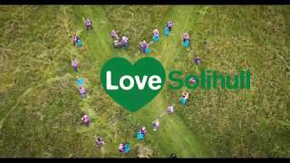 Love Solihull -  Babbs Mill   Volunteer Litter Pick