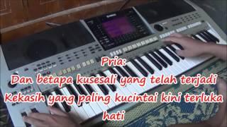 Karaoke Kandas Evie Tamala feat Imron Sadewo Organ Tunggal tanpa Vokal