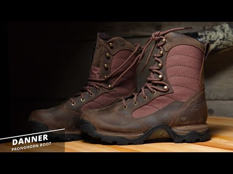 Gear 101 - Danner Pronghorn