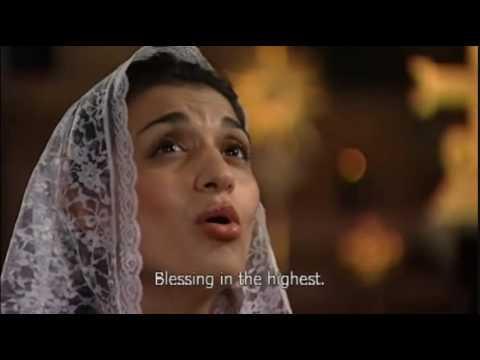 """Soorp Soorp"", an Armenian Hymn by Isabel Beyrakdarian and the Tatev Choir (4.2004)"