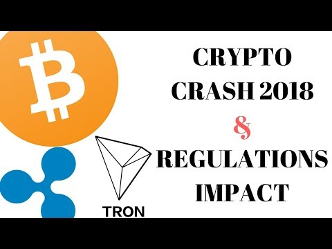Price Of Bitcoin Today February - Cryptocurrency Crash 2018 | Regulations Impact - Price Prediction