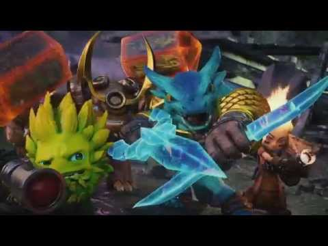 Skylanders Trap Team Trapping Kaos Commercial backwards