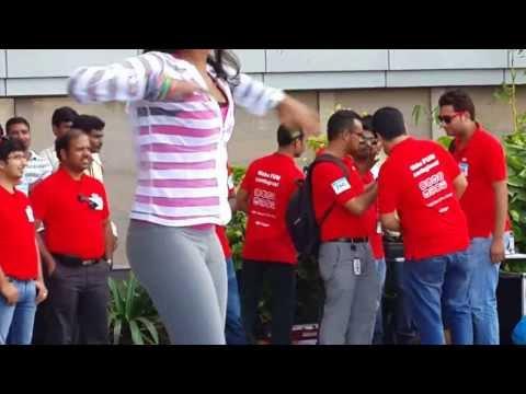 CGI Dance Hyderabad India (WAW) 2013