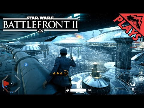 Star Wars  Battlefront II MULTIPLAYER Gameplay - (Battlefront 2)